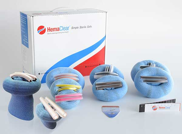 HemaClear Product Line